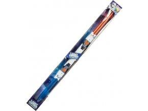 Svítící rozložitelný vysouvací meč, světlo, zvuk, 89cm