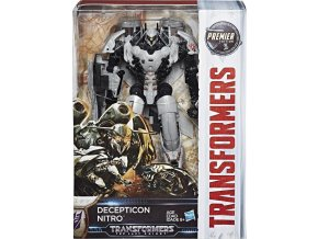 Transformers MV5 Voyager Decepticon Nitro