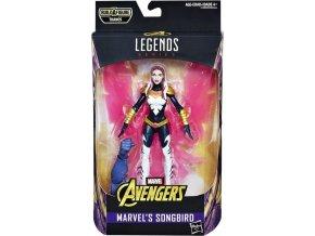Avengers Legends Series prémiová figurka Marvels Songbird