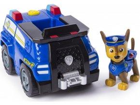 Tlapková patrola Chase Základní vozidlo s figurkou