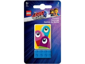 LEGO MOVIE 2 Guma Duplo + Modrá kostka