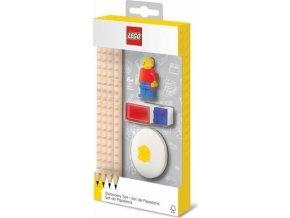 LEGO Stationery Set s minifigurkou