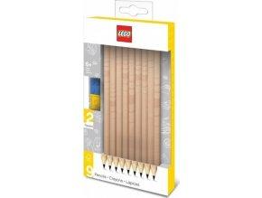 LEGO Tužka grafitová, 9 ks