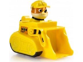 Tlapková patrola Rubble a malé vozidlo 95494