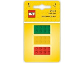 LEGO Iconic Guma 3 kostky 2x4