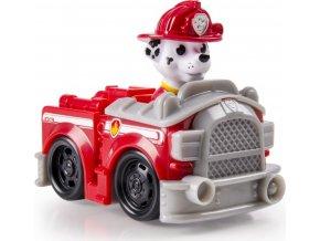 Tlapková patrola Marshall a malé vozidlo 95479