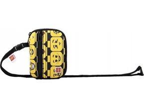 LEGO Minifigures Heads - cestovní peněženka