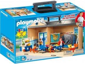 PLAYMOBIL 5941 Přenosná škola