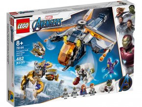 LEGO Super Heroes 76144 Avengers 01