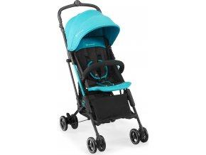 Kinderkraft kočárek sportovní Mini dot turquoise 2019/2020
