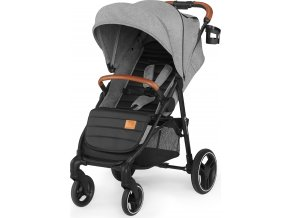 Kinderkraft kočárek sportovní Grande grey 2020