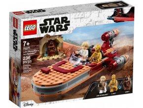 LEGO Star Wars 75271 Pozemní spídr Luka Skywalkera