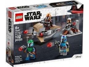 LEGO Star Wars 75267 Bitevní balíček Mandalorianů