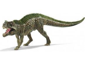 Schleich 15018 Postosuchus s pohyblivou čelistí