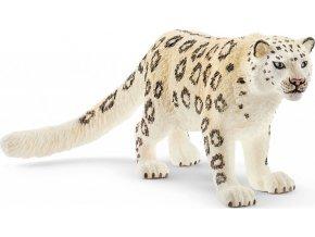 Schleich 14838 Leopard sněžný