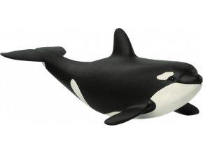 Schleich 14836 Orca mládě