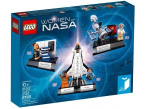 Lego ideas 21312 zeny nasa 1
