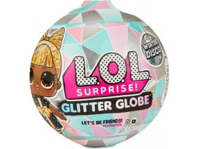 L.O.L. Susprise! Glitter Globe Winter Disco v2
