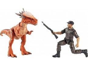 Jurský svět Vetřelci Stygimoloch Stiggy a Mercenary