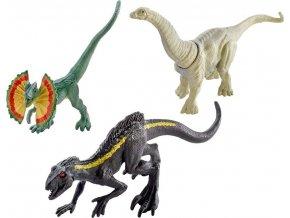 Jurský svět MINI Dino - 3ks