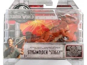 Jurský svět Vetřelci STYGIMOLOCH STIGGY