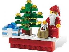 LEGO 853353 Vánoční scéna + magnet