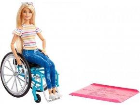 Barbie na vozíčku