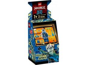LEGO Ninjago 71715 Jayův avatar - arkádový automat