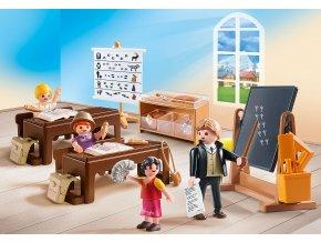 70256 Schulunterricht im Dörfli 01