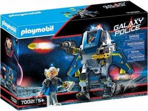 PLAYMOBIL® 70021 Vesmírná policie - Robot