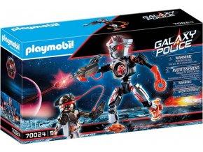 PLAYMOBIL® 70024 Vesmírní piráti - Robot