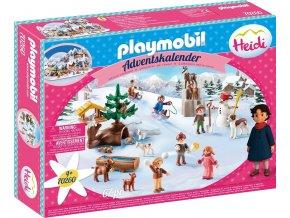 PLAYMOBIL 70260 advent kalendar adventni kalendar heidin zimni svet 1