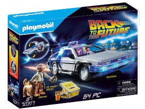 playmobil 70317 back to the future delorean 01