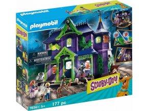 PLAYMOBIL® 70361 SCOOBY-DOO! Dobrodružství ve Strašidelném domě