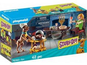 PLAYMOBIL® 70363 SCOOBY-DOO! Večeře se Shaggym