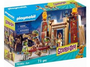 PLAYMOBIL® 70365 SCOOBY-DOO! Dobrodružství v Egyptě