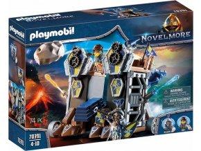 PLAYMOBIL® 70391 Pevnost Novelmore s katapulty