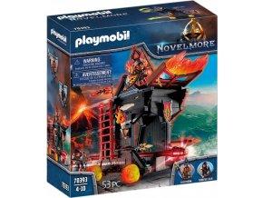 PLAYMOBIL® 70393 Burnhamské ohnivé beranidlo