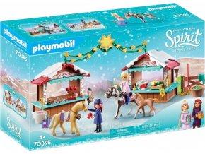 PLAYMOBIL® 70395 Vánoce v Miraderu
