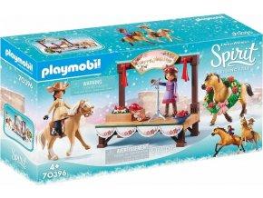 PLAYMOBIL® 70396 Vánoční koncert