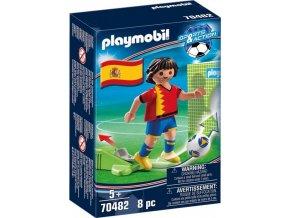 PLAYMOBIL® 70482 Národní hráč Španělsko