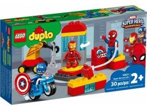 LEGO DUPLO 10921 Laboratoř superhrdinů