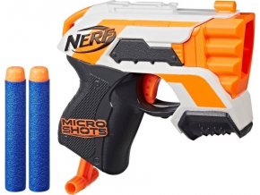 NERF Microshots Rough Cut 2x4