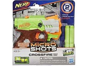 NERF Microshots Crossfire