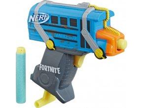 NERF Microshots FORTNITE Micro Battle Bus
