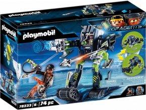 PLAYMOBIL 70233 Arctic Rebels Ledový robot