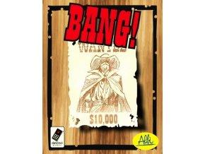 ALBI Bang ! karetní hra