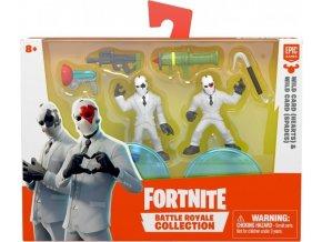 Fortnite Battle Royal sada sběratelských figurek Hearts a Spades 5 cm