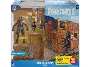 Jazwares Fortnite Builder Set s figurkou Black Night