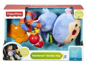 Fisher-Price RAINFOREST ŘETĚZ NA KOČÁREK
